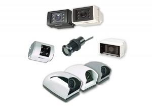 vechile camera system, Voyager camera system