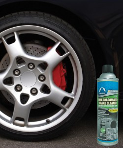 how to clean headlights with brake fluid