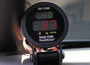 road surface temperature sensor, RoadWatch Bullet