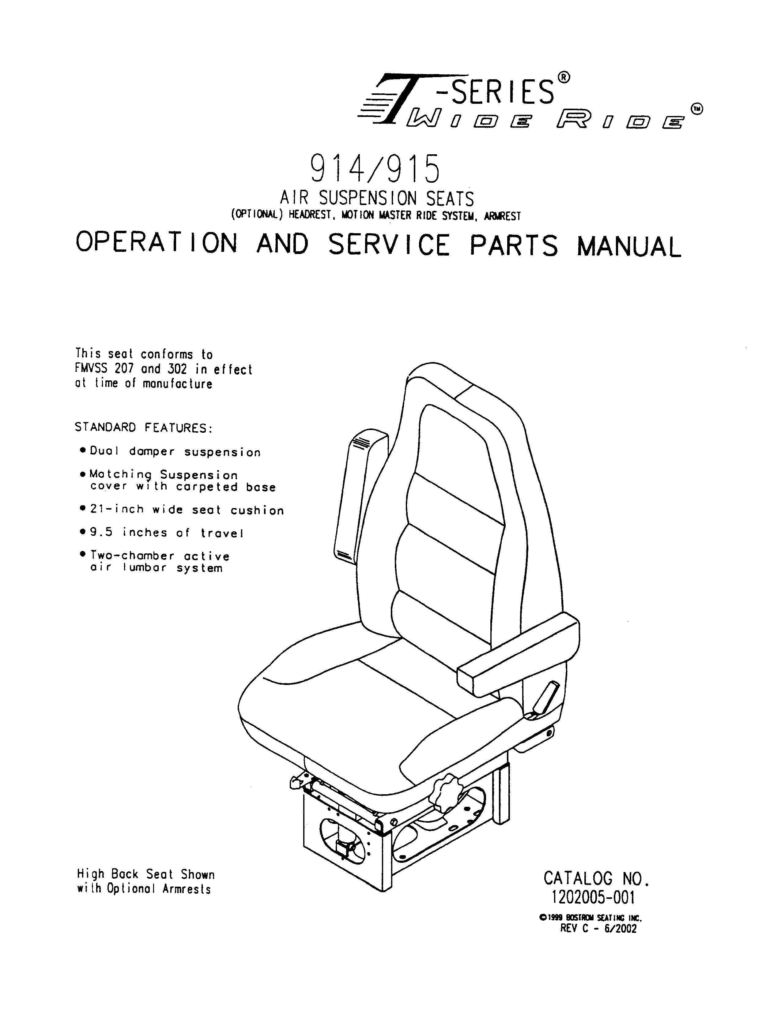 Bostrom Seating | M S  Foster & Associates, Inc
